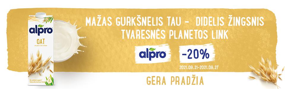 Akcijos_Alpro