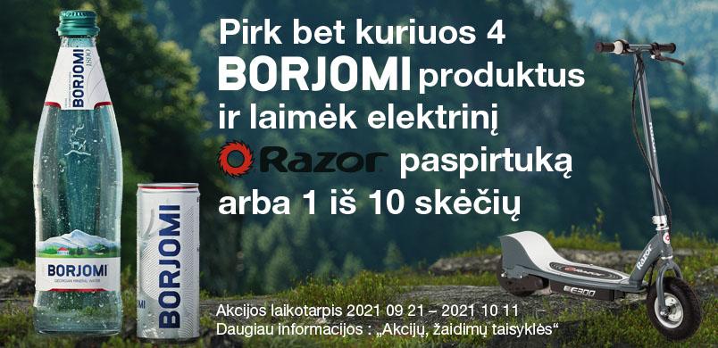 TOP Borjomi