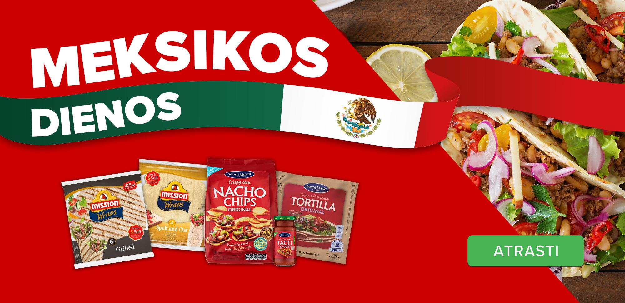 Meksikos dienos